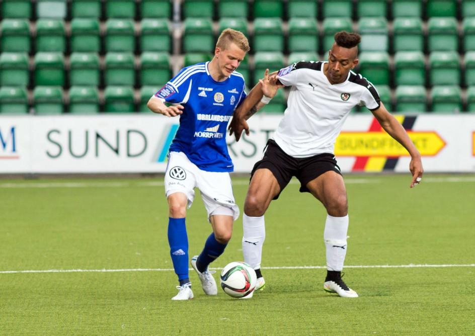 Robert Hammarstedt är klar för GIF Sundsvall
