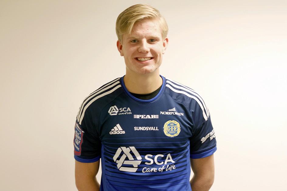U20-landslagsman klar för GIF Sundsvall