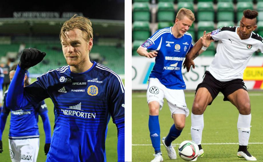 GIF Sundsvall och spelarna Englund och Hammarstedt går skilda vägar