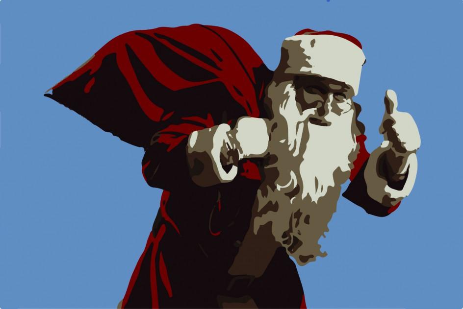 Stängt i jul och nyår
