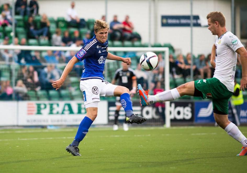 Joakim Nilsson är klar för IF Elfsborg