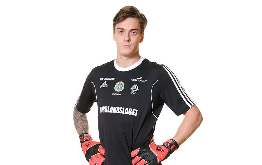 Jonathan Malmberg lånas ut till Levanger FK