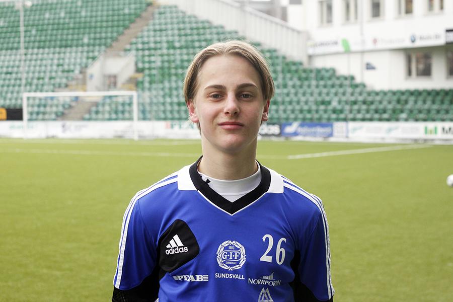 Axel Näsholm uttagen till landslagsläger P17/99