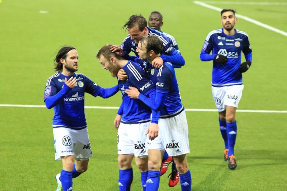 GIF Sundsvall tog sin första seger på hemmaplan mot Örebro SK