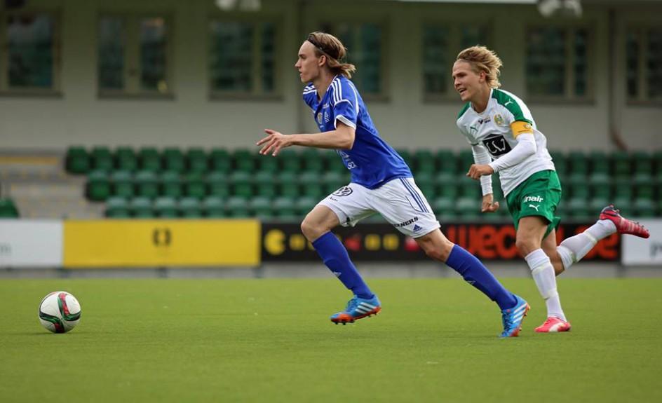 Inför GIF Sundsvall -Hammarby (U21)