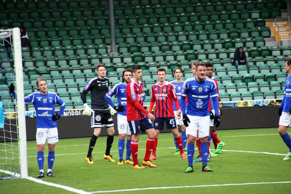 Inför Djurgårdens IF – GIF Sundsvall (U21)