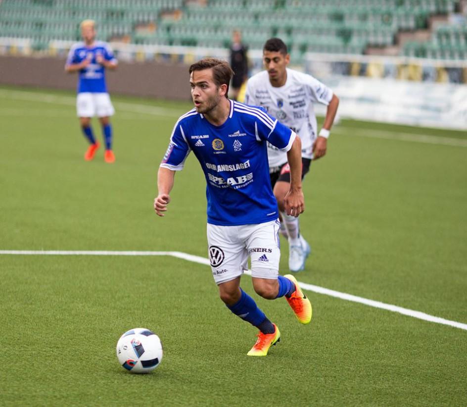 GIF Sundsvall överens med Steindórsson om att gå skilda vägar