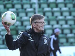 Sören Ericsson blir assisterande tränare åt GIF Sundsvall