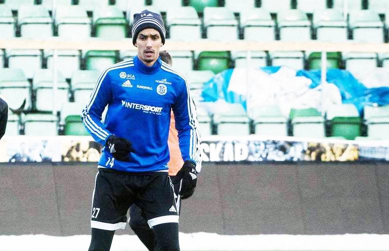 Samuel Aziz klar för GIF Sundsvall!