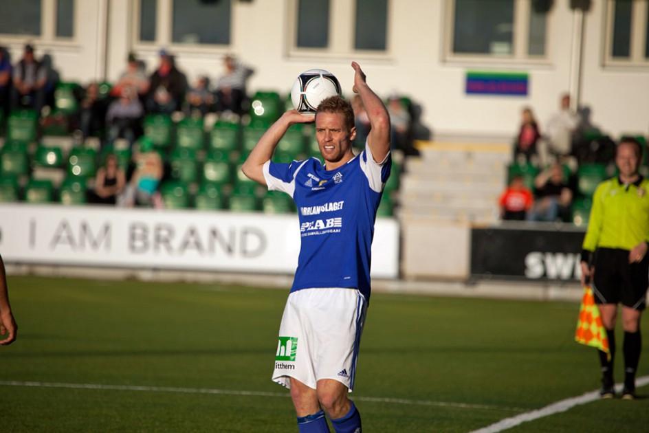 David Myrestam återvänder till GIF Sundsvall