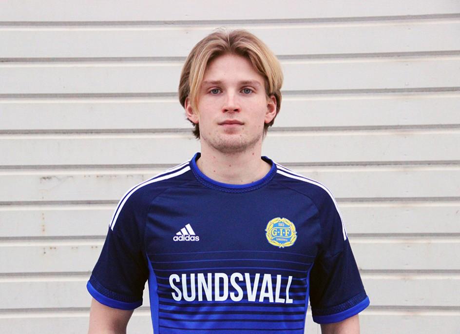 William Eskelinen klar för GIF Sundsvall