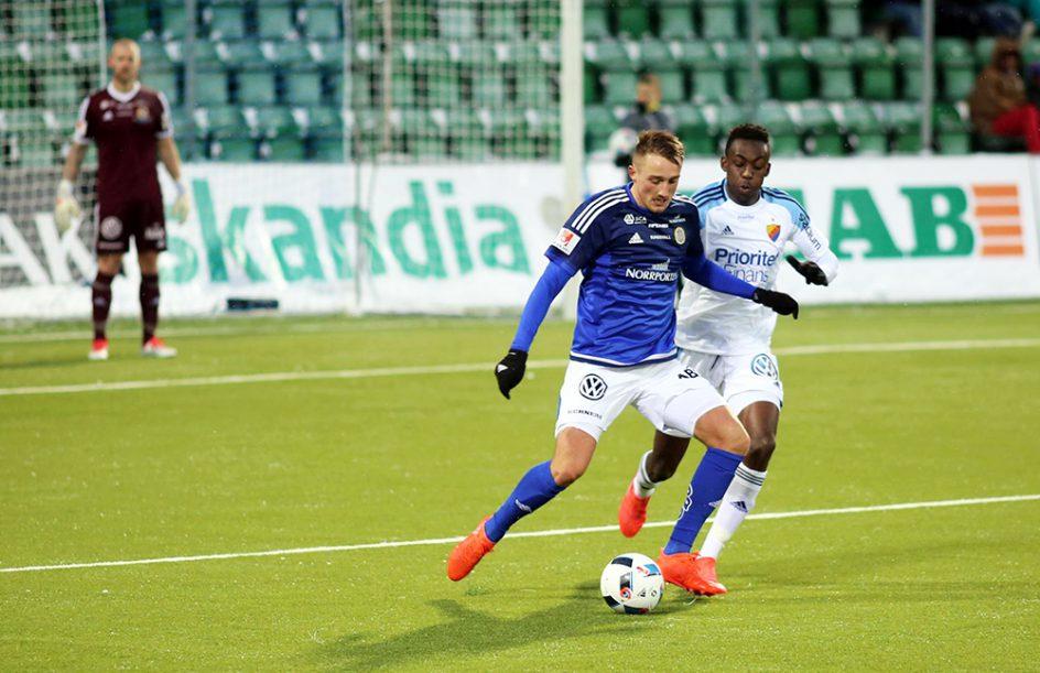 Smajl Suljevic förlänger med GIF Sundsvall!