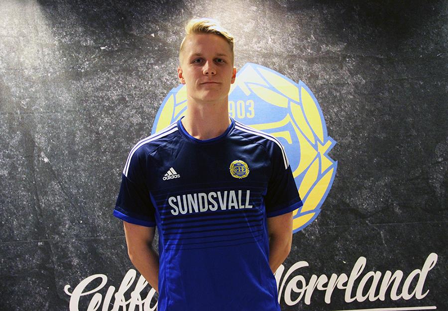 Juho Pirttijoki klar för GIF Sundsvall