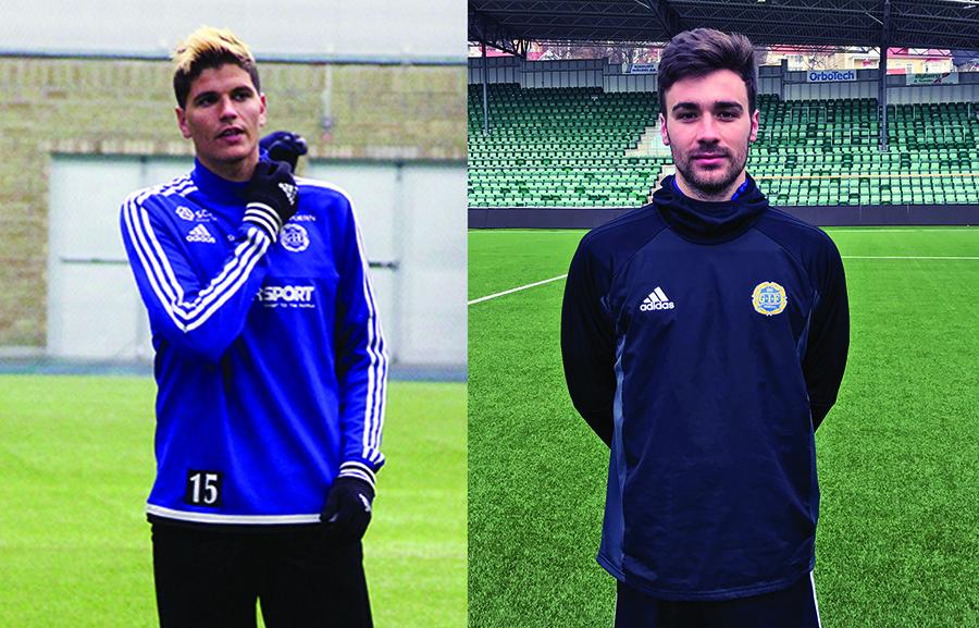 David Batanero och Carlos Gracia klar för GIF Sundsvall