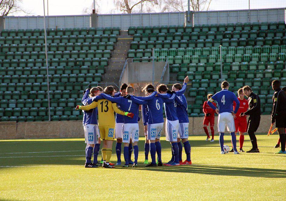 GIF Sundsvall U17 till semifinal i Svenska Cupen