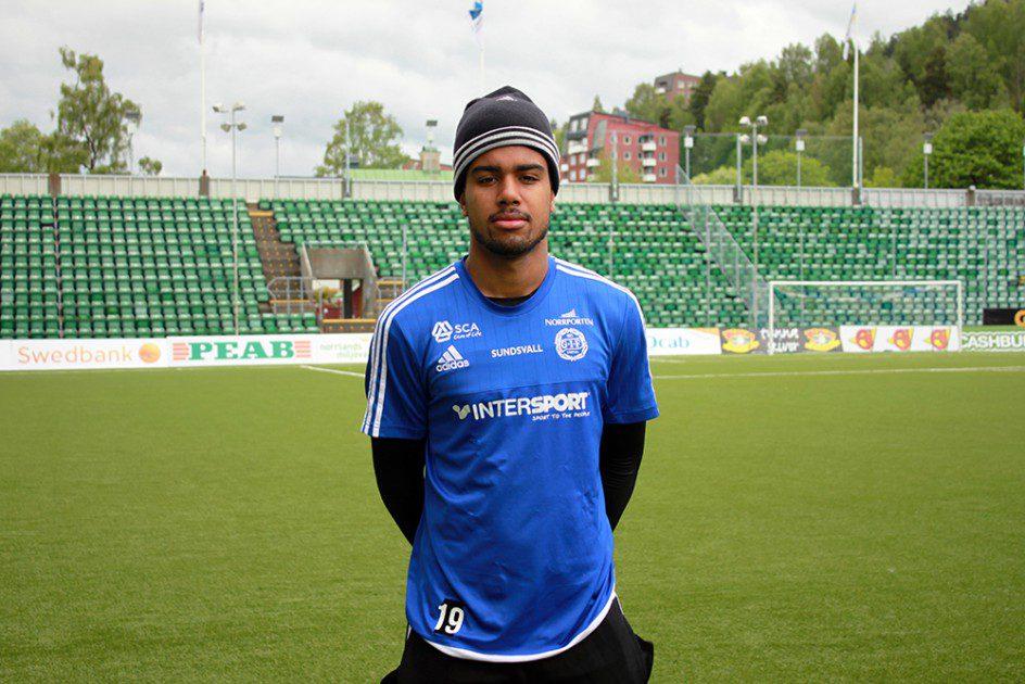Noah Sonko Sundberg återvänder till GIF Sundsvall
