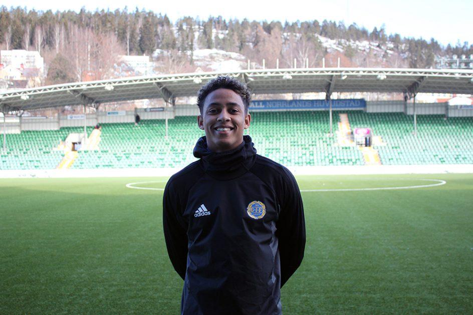 Jonathan Morsay förlänger med GIF Sundsvall