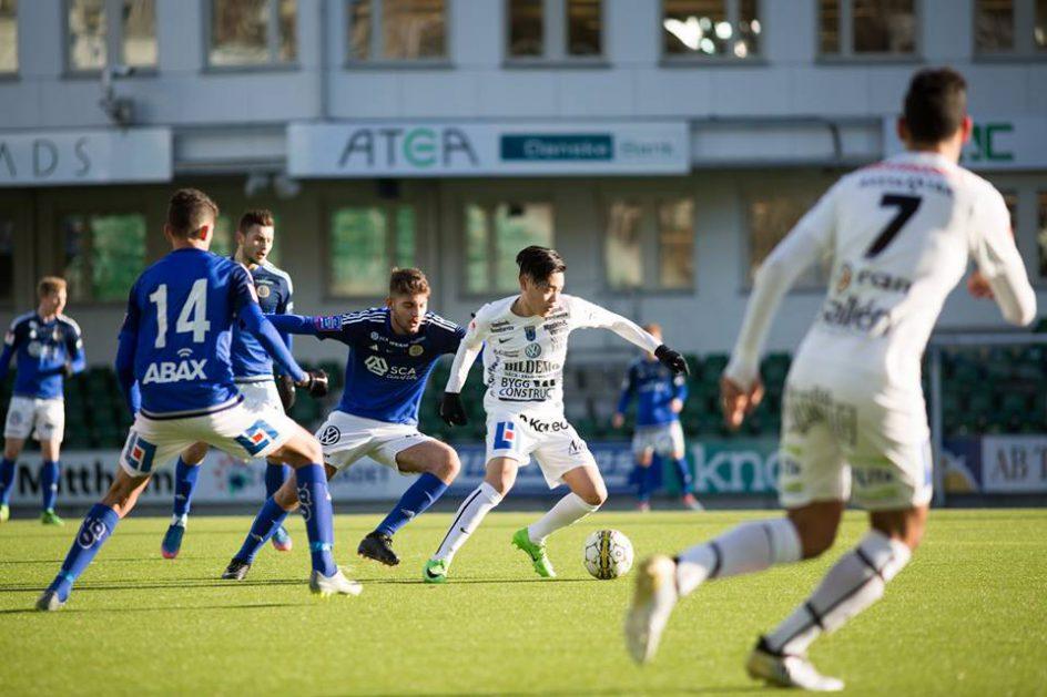 GIF Sundsvall – AFC Eskilstuna (U21)