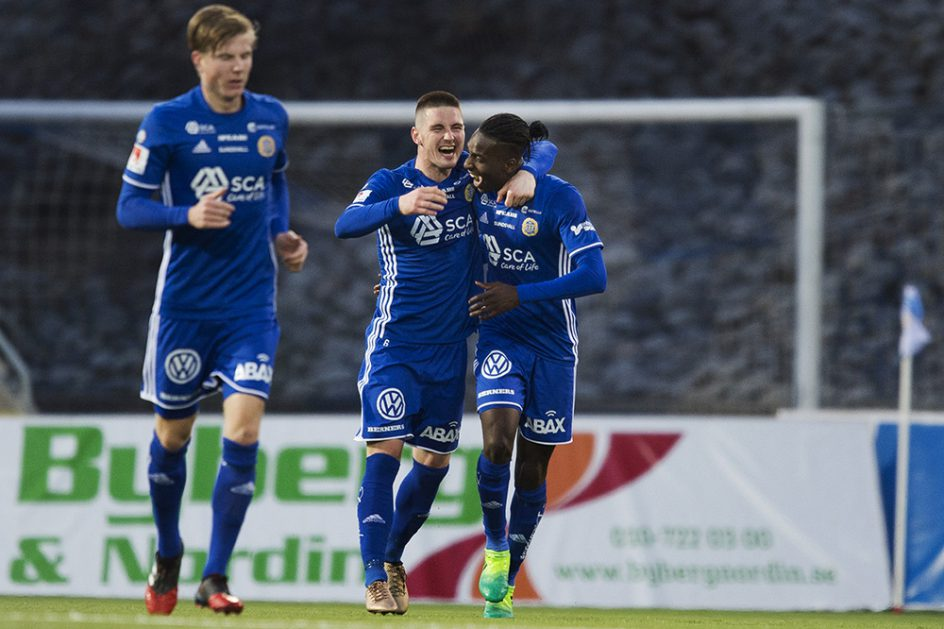 Kristinn Freyr Sigurdsson och GIF Sundsvall går skilda vägar