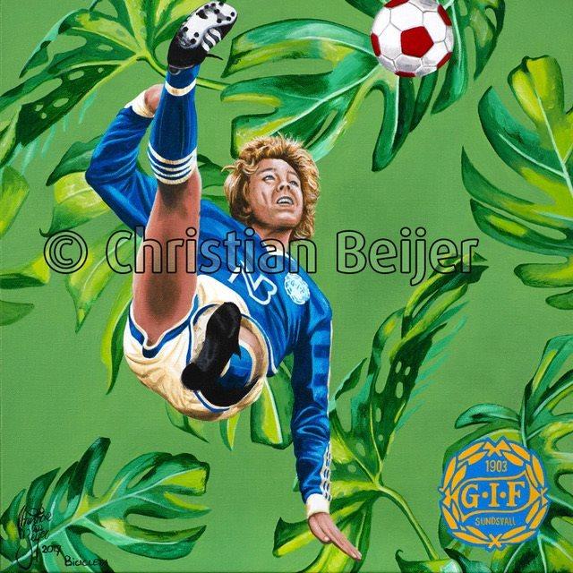 Auktion med Christian Beijer!