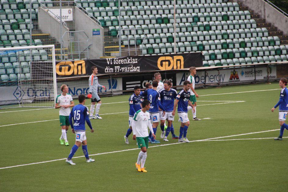 GIF Sundsvall vann U21-matchen mot Hammarby