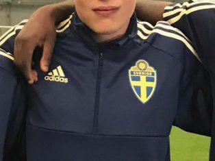 Carström uttagen i landslaget!