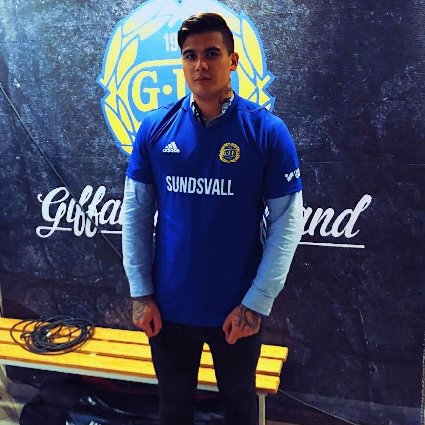 Douglas första uppdrag för GIF Sundsvall E-sport