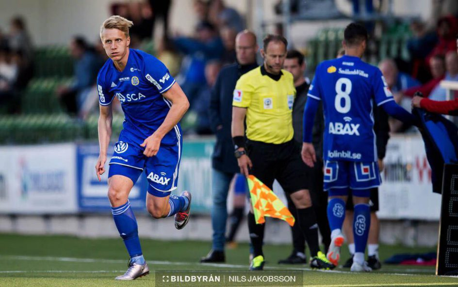 Juho Pirttijoki uttagen till A-landslaget