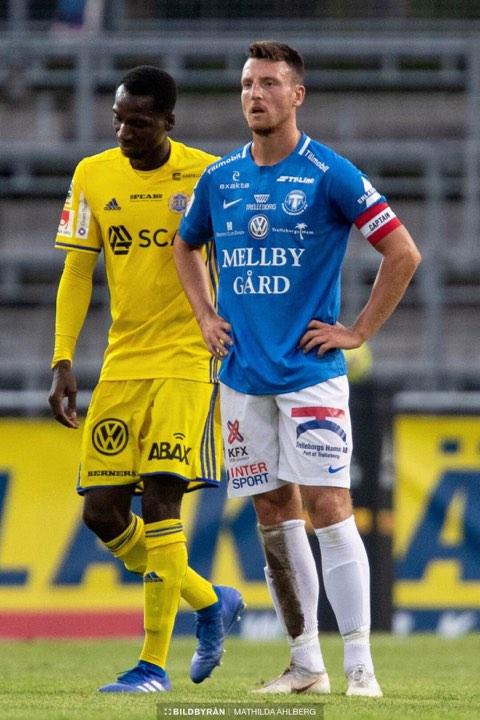Alexander Blomqvist klar för Giffarna