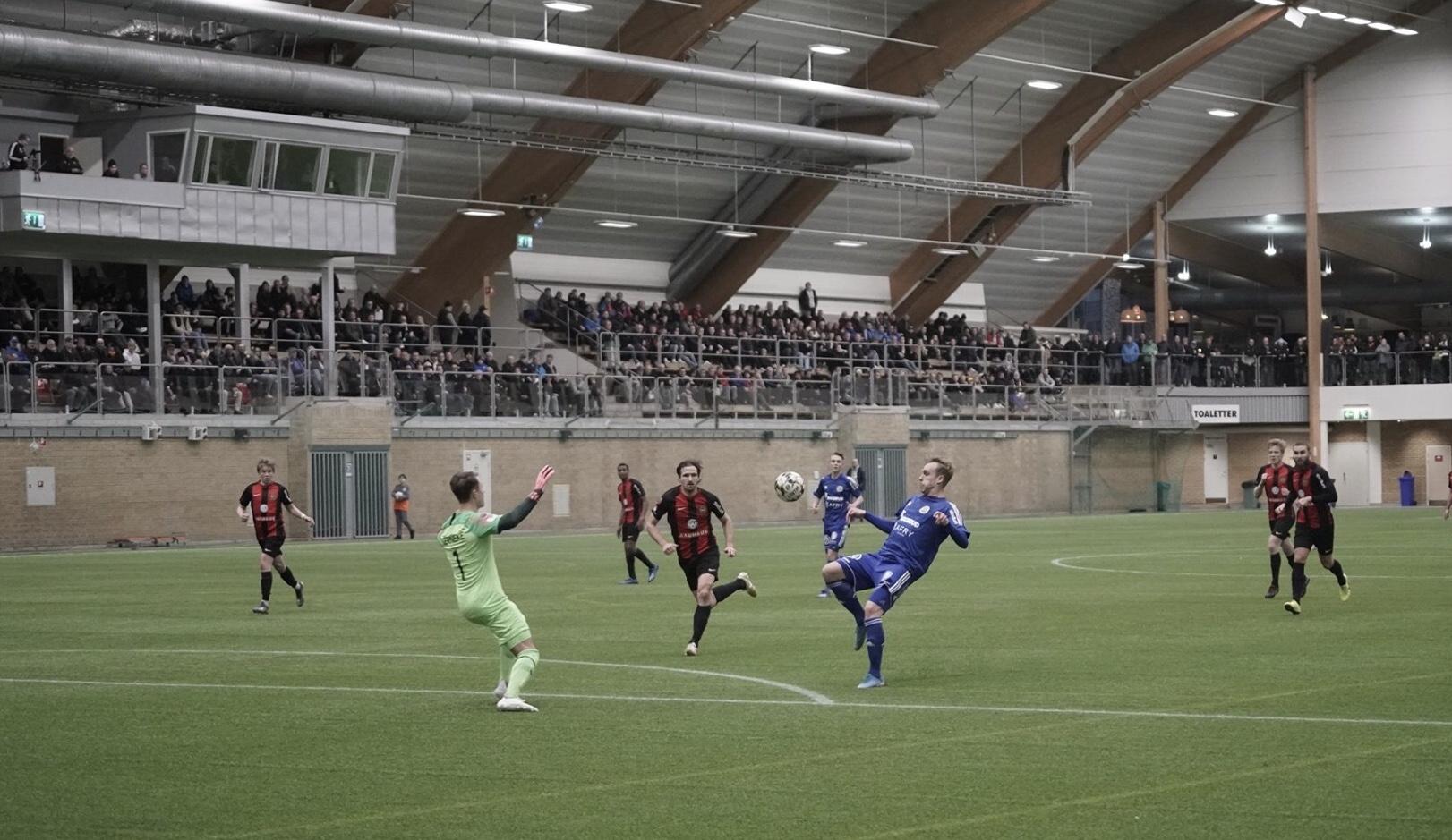 Pontus Engblom mot BP i Nordichallen 2020