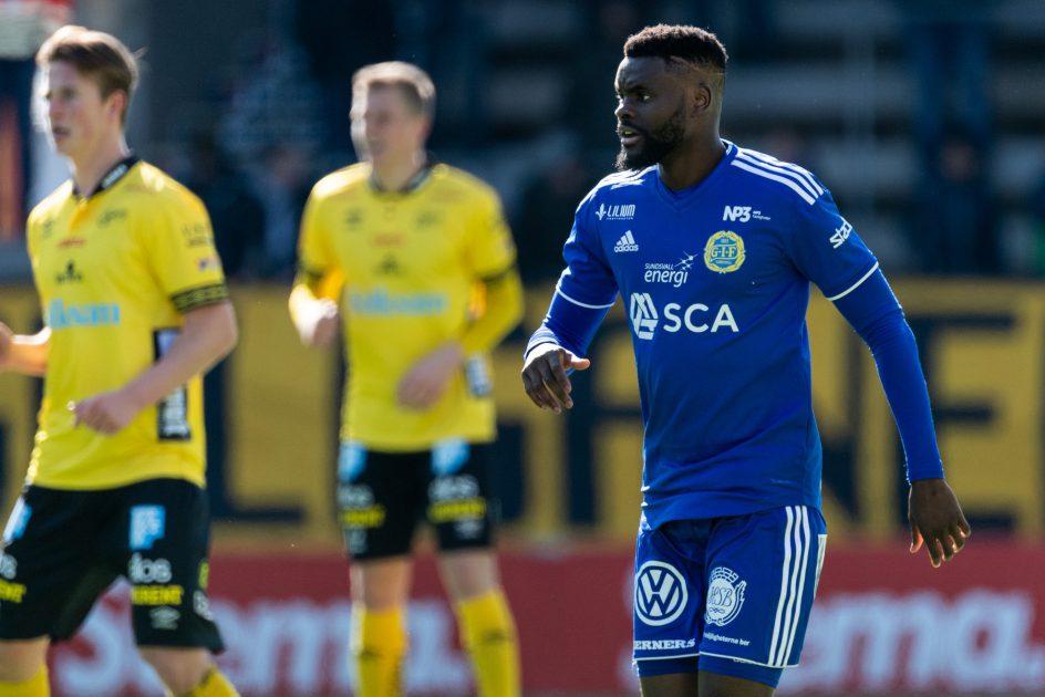 Inför GIF Sundsvall-Kalmar FF med Maic Sema