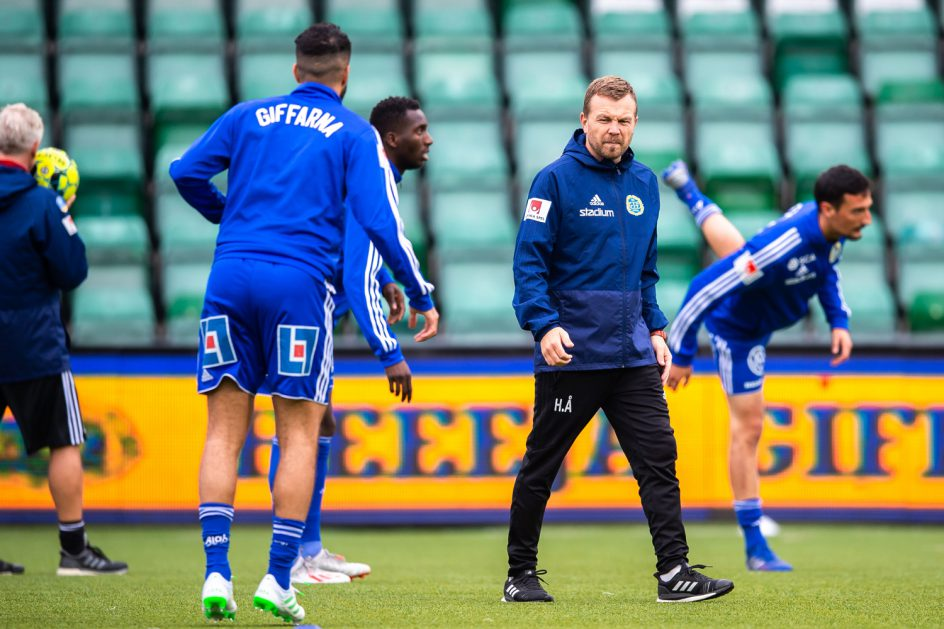Ny huvudansvarig tränare för GIF Sundsvall