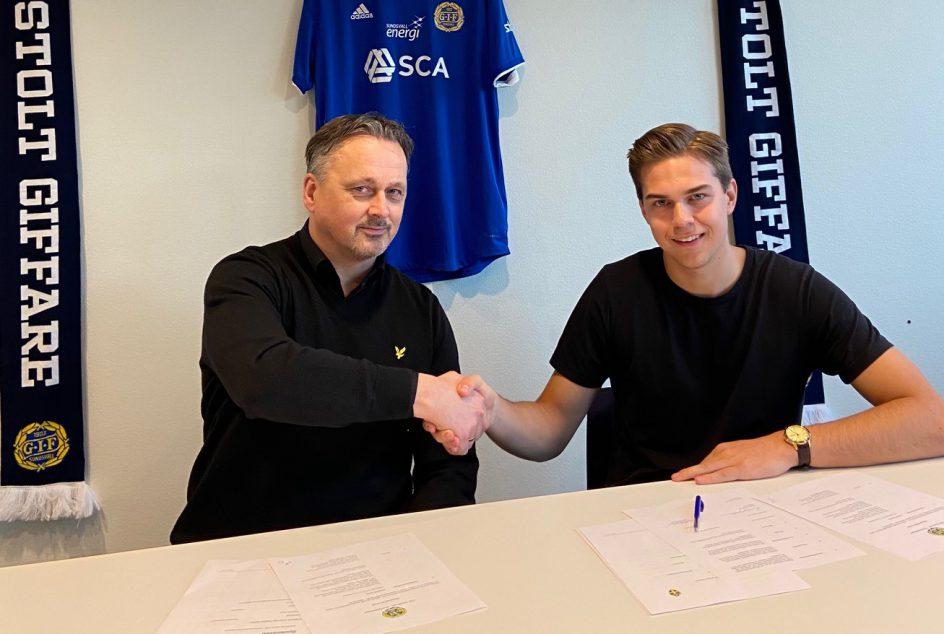 GIF Sundsvall signar med Norrlandstalang