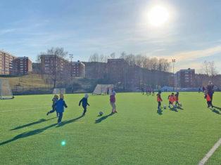 GIF Sundsvall anordnar Fotbollslekis