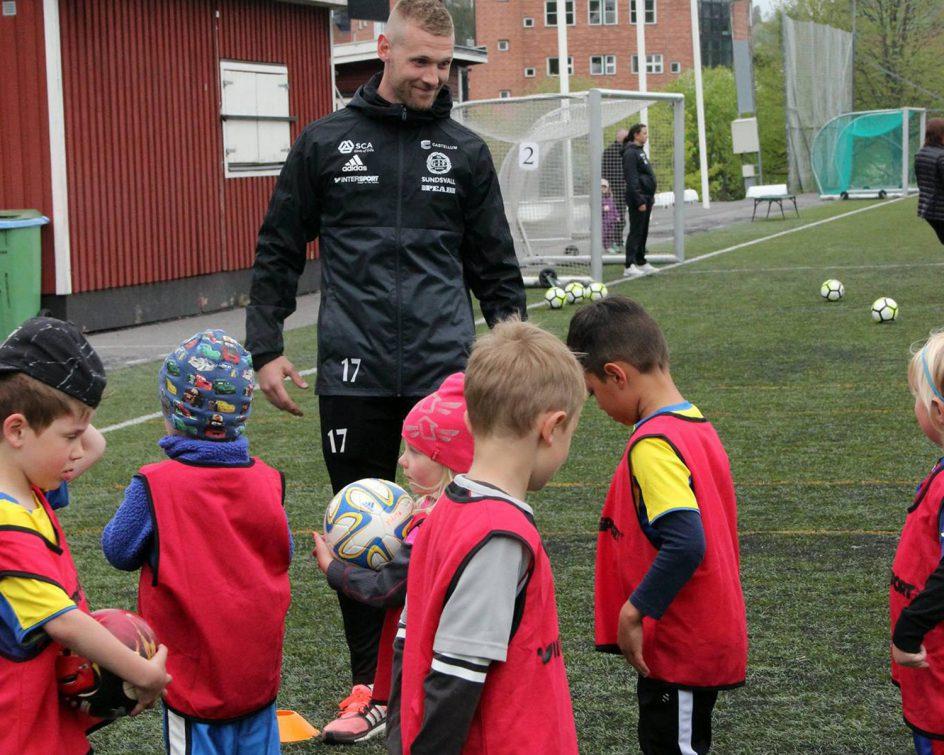 GIF Sundsvall anordnar Fotbollslekis i höst
