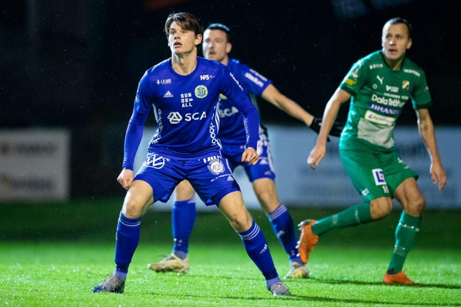 Möt Teodor Stenshagen i dagens matchprogram