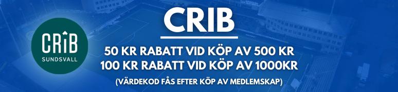 Medlemserbjudande Crib
