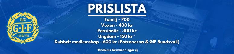 Medlemsavgifter 2021
