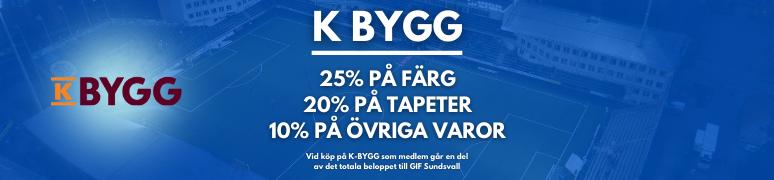 Medlemserbjudande K Bygg