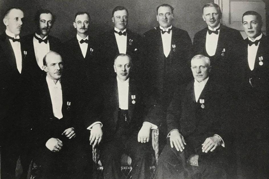 GIF Sundsvalls ordföranden genom tiderna