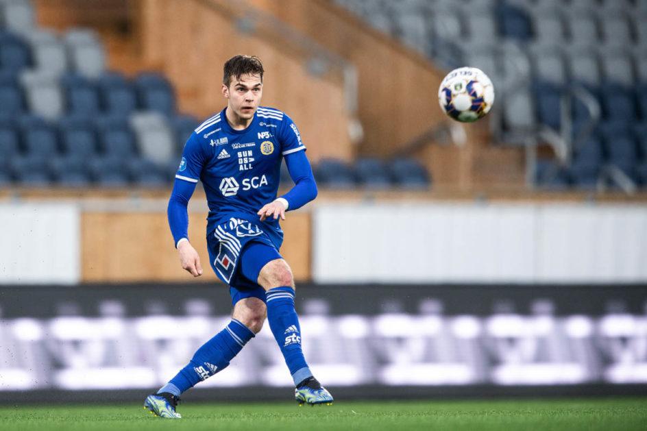 Anton Eriksson kallad till U21-landslaget