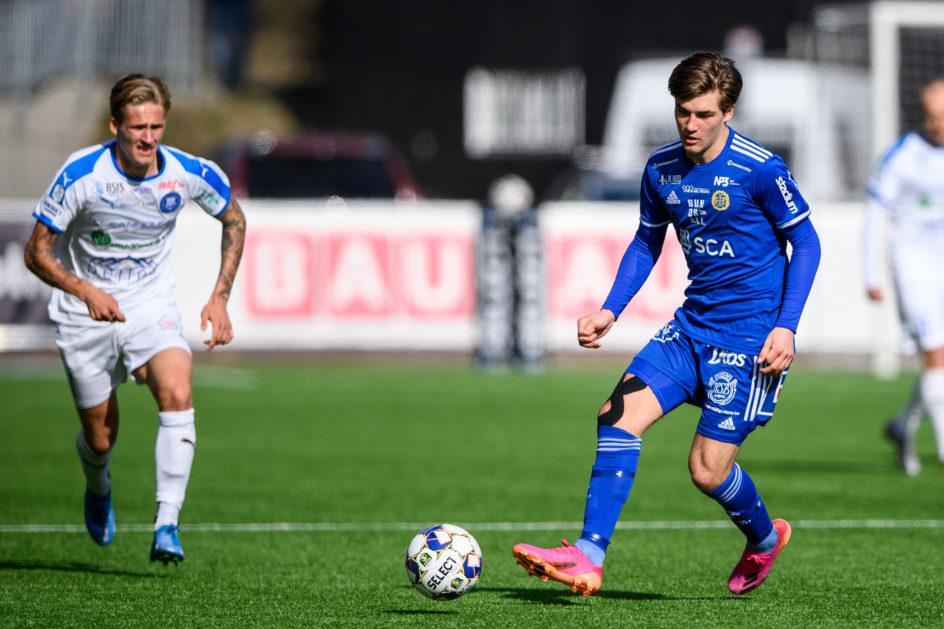 """Johan Bengtsson: """"Det är kul att göra mål"""""""